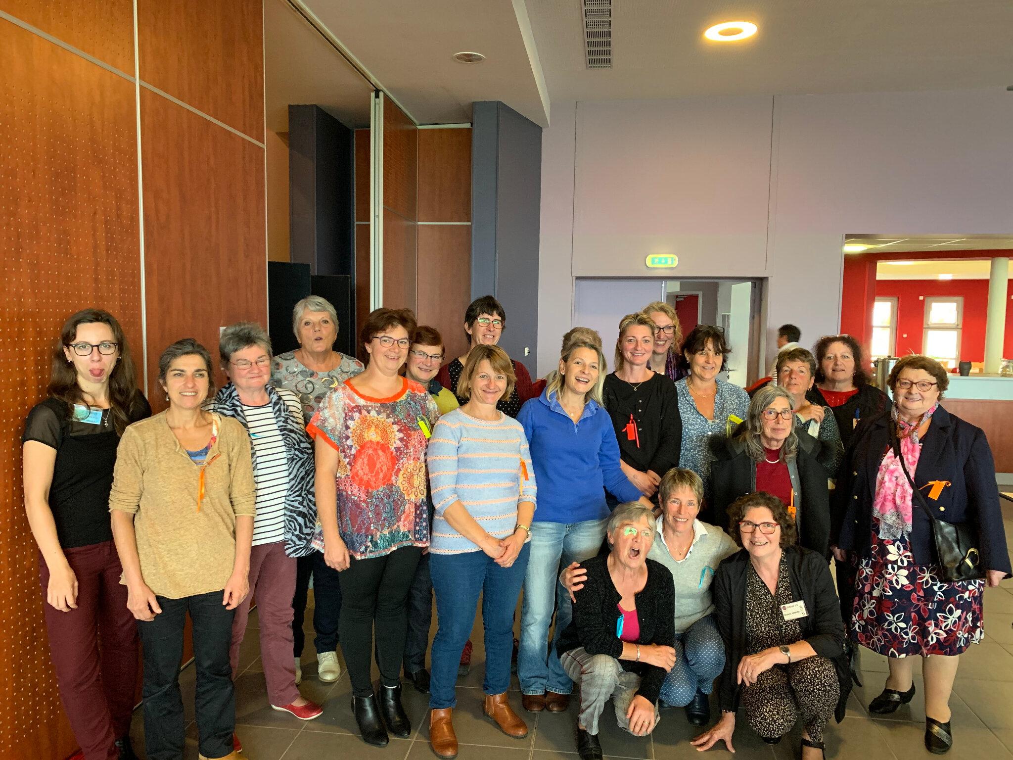 #ComPositive dans l'Allier, @Dfam se mobilise contre l'agribashing Défi relevé ! Merci à toutes et tous !