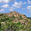 Gordes (village des bories)