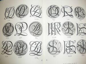 monogramme L
