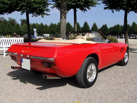 INTERMECCANICA Indra Cabriolet 1971 Classic Gala de Schwetzingen 2010 3