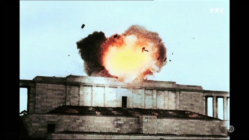 Capitulation fin 3eme Reich TF1 le 7 Mai 1945-2015 Symbolisme (2)