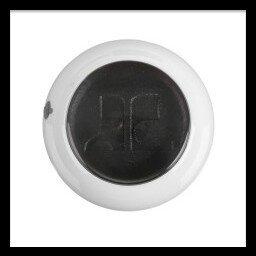 estee lauder & courreges fard paupieres black silver