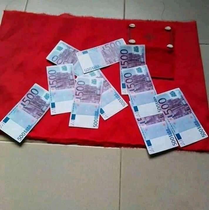 Témoignage production du portefeuille magique en euro