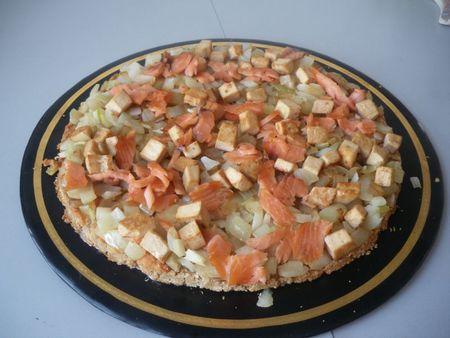 tarte vegetarienne 1