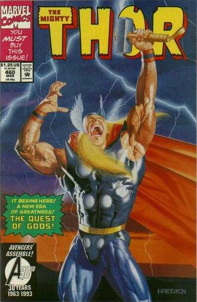 mighty thor 1966 460