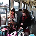 3 Girls in a densha (JR 115)