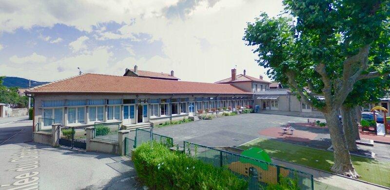 école Parterre GMaps juillet 2008 - 1