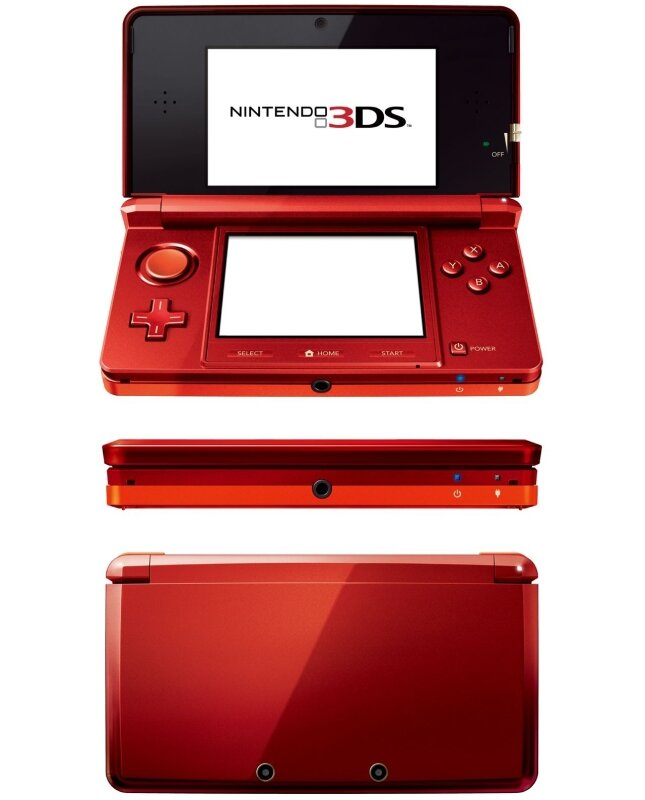 3DS RED