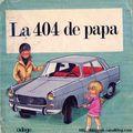 La voiture de papa