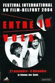 Affiche EntreVues 2004