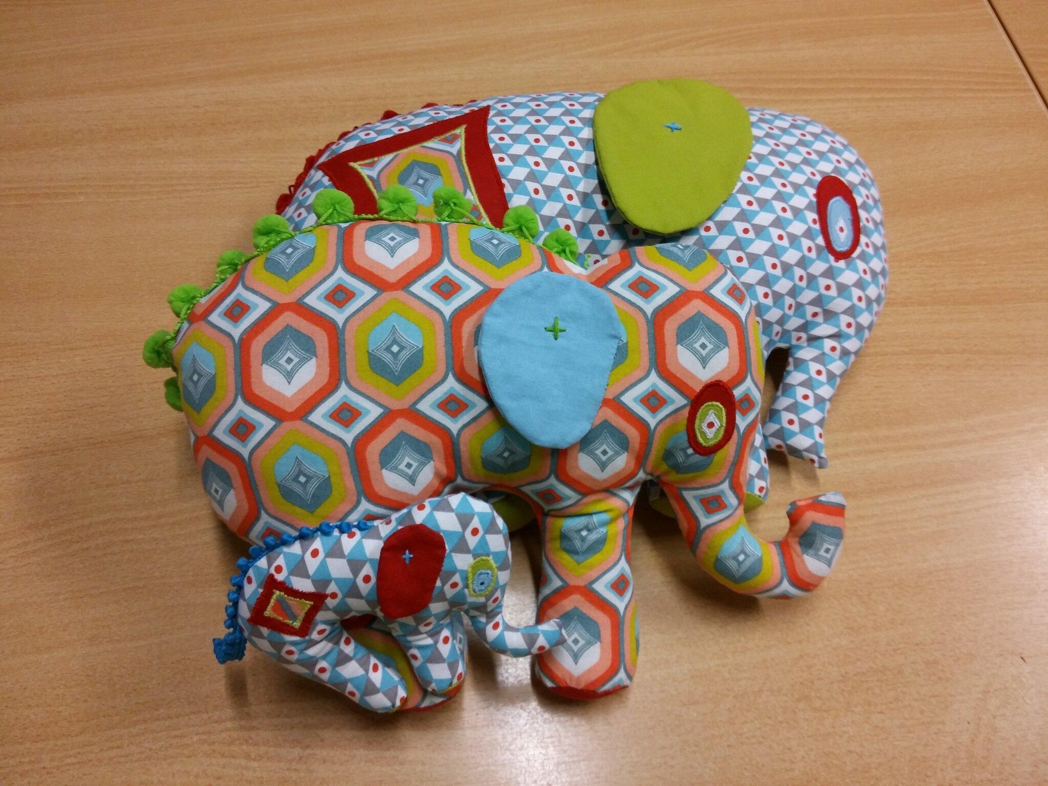 La ronde des éléphants