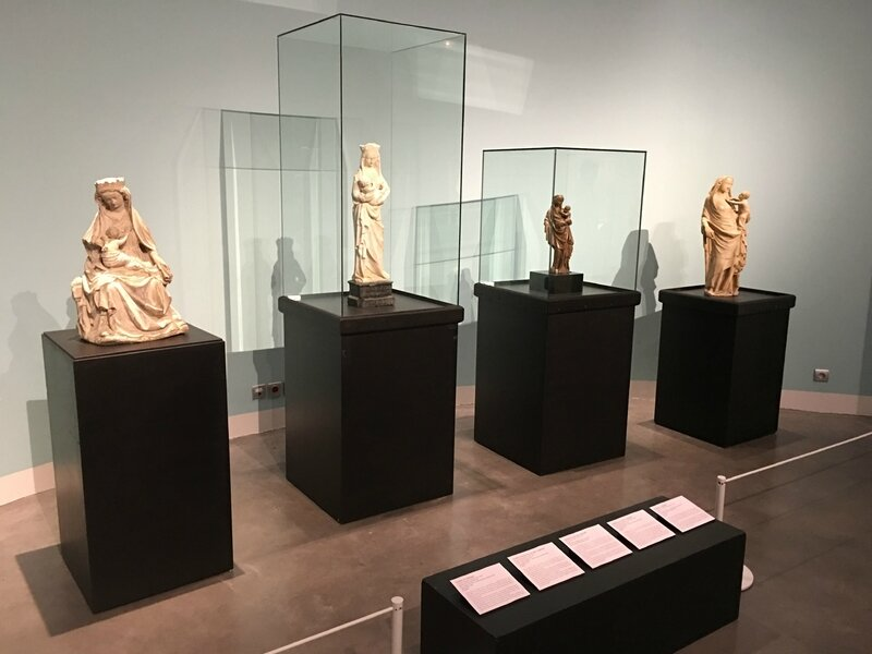 Scriptorial Avranches exposition Moyen-Age musée Cluny oeuvres 2017