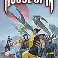 marvel deluxe house of M NED