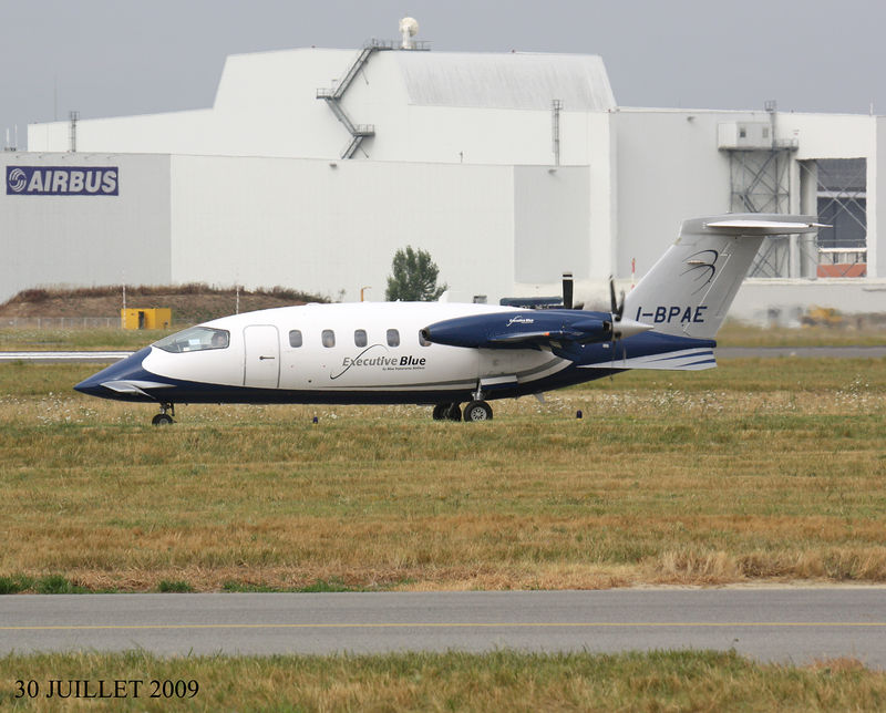 EXECUTIVE BLUE ( PANORAMA AIRLINES)