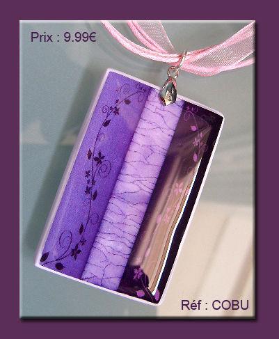 Réf : COBU/Prix : 9.99€/Vendu