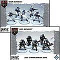 Dust - transfert vers battlefront miniatures