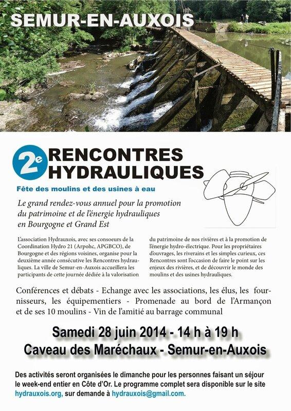 2erencontreHydro2014