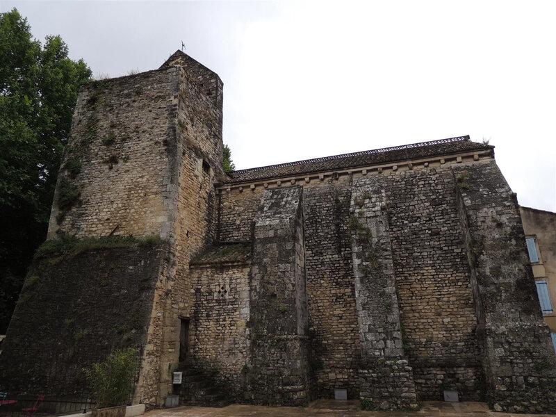 Eglise Notre-Dame et Saint Véran