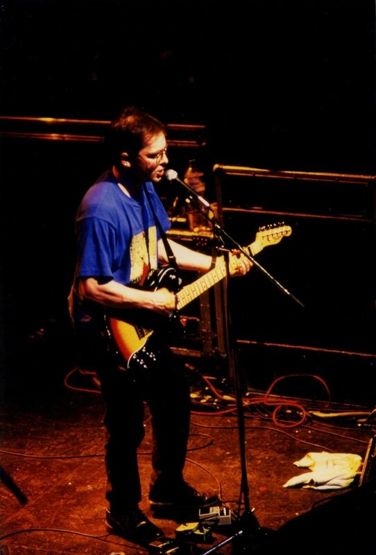 1992 11 The Bats La Cigale 01