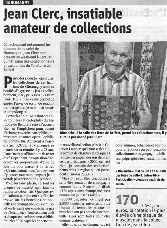 Article Jean Clerc ER 5 mai 2018 1aR