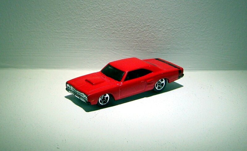 Dodge coronet super bee de 1969 (2008)