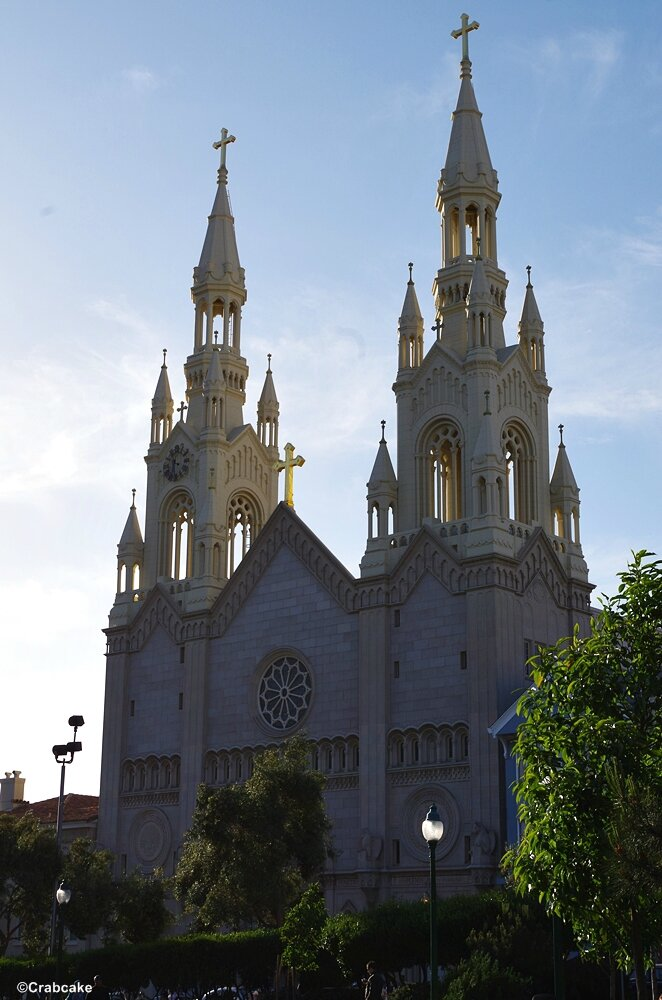 Saints Peter and Paul Church - San Francisco