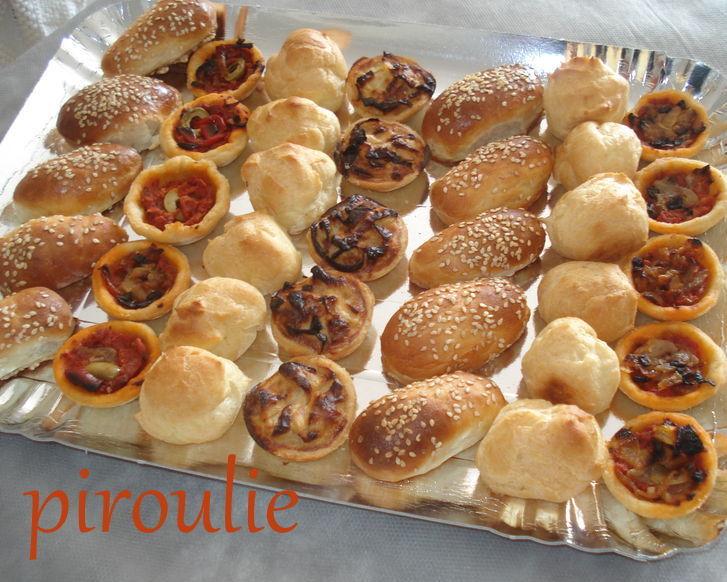Cake Chorizo Anchois