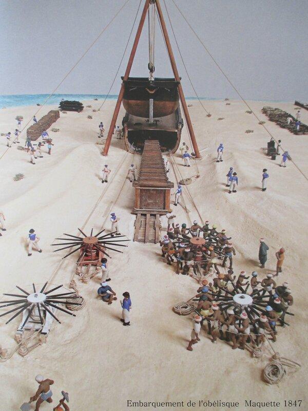 Atelier du musée de la Marine