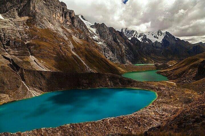 Mirador Huayhuash, Peru