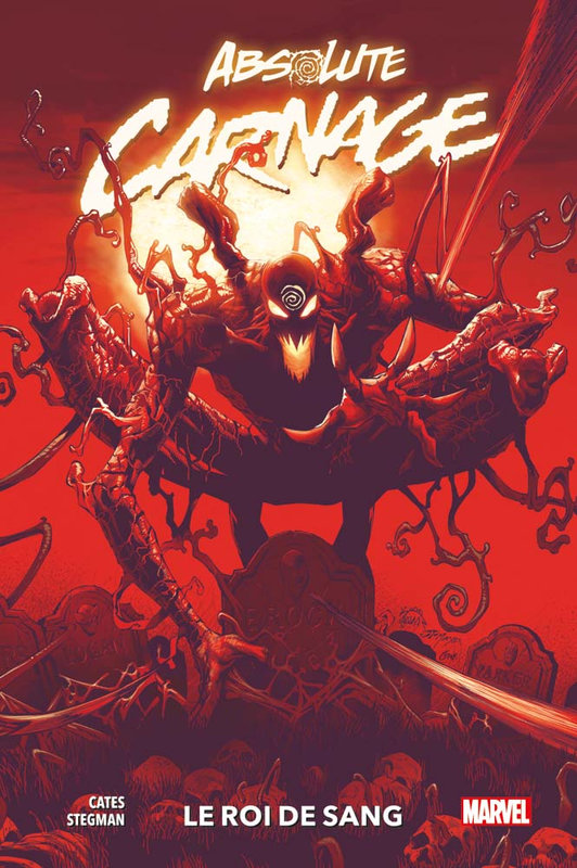 marvel legacy absolute carnage le roi de sang