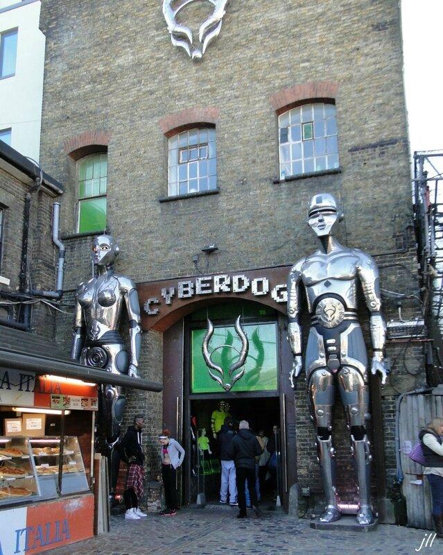 Camden Town rencontres