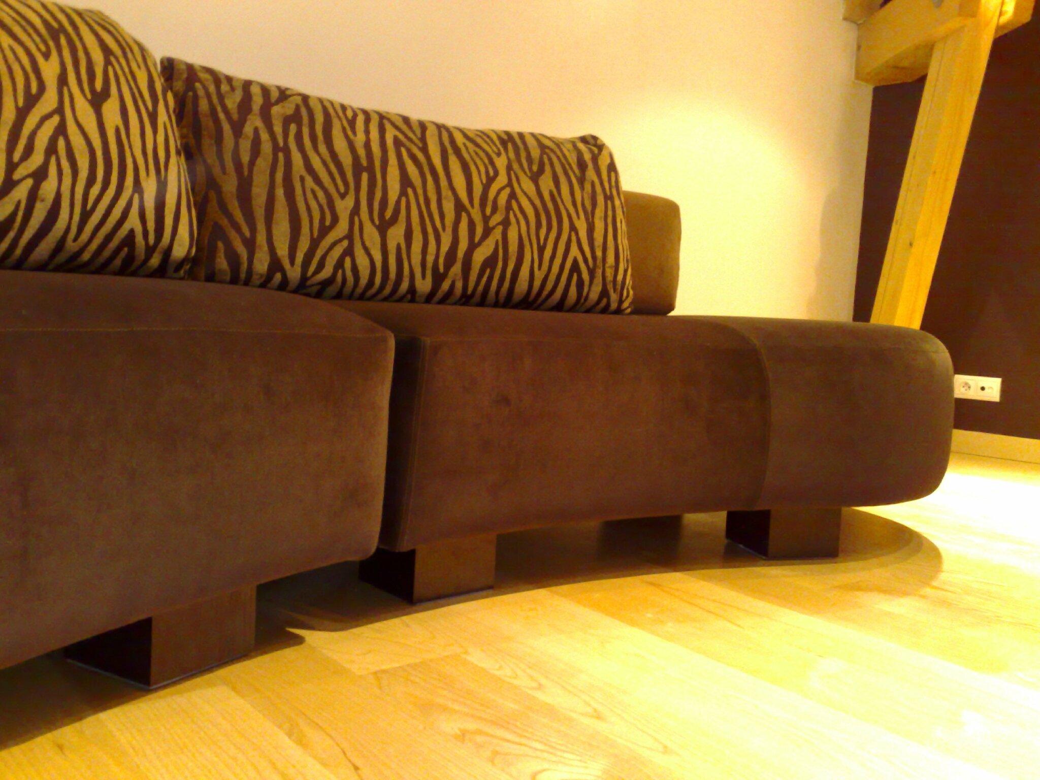 Canapé Haricot 2