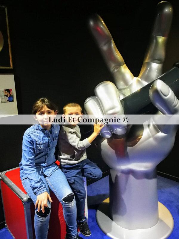 Musée Grévin - Ludi et Compagnie