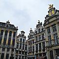 [belgique] se laisser éblouir par la grand place de bruxelles