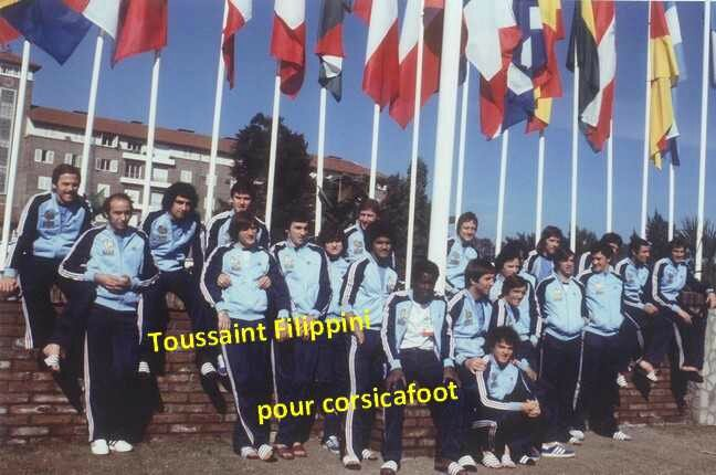 003 1062 - BLOG - Filippini Toussaint - Claude Papi - Equipe France