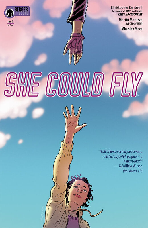 dark horse she could fly 01