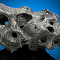 Michigan meteorite on view at christie's