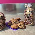 100 sablés et 80 cookies plus tard...