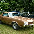 OLDSMOBILE Cutlass 2door hardtop 1970 Madine (1)