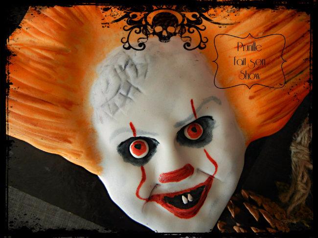 clown ça prunillefee