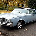 L' imperial crown hardtop sedan de 1965 (retrorencard novembre 2010)