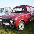 Renault 4l sinpar 4x4 découvrable