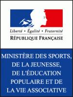 Logo MinistereJeunesseSports