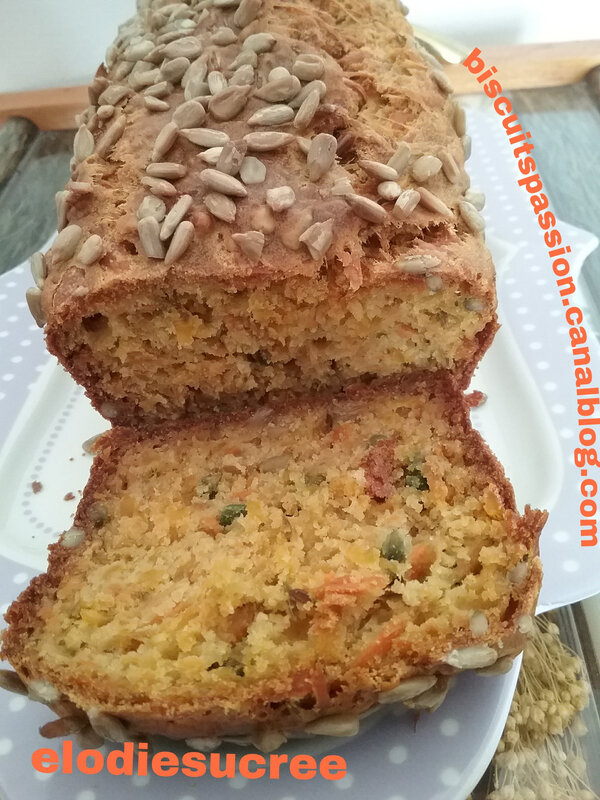 CARROT CAKE SALE A LA MIMOLETTE ET AU CUMIN 034