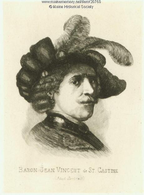baron de Saint Castin