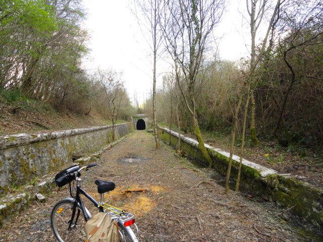 Sortie sud du tunnel de Bellocq (1)