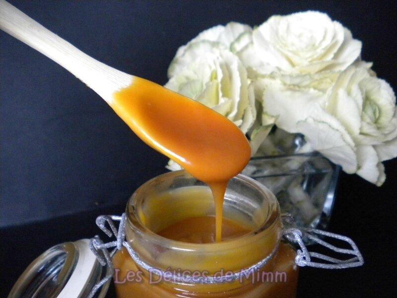Cheesecake spéculoos, pommes caramélisées et sa sauce caramel au beurre salé 7
