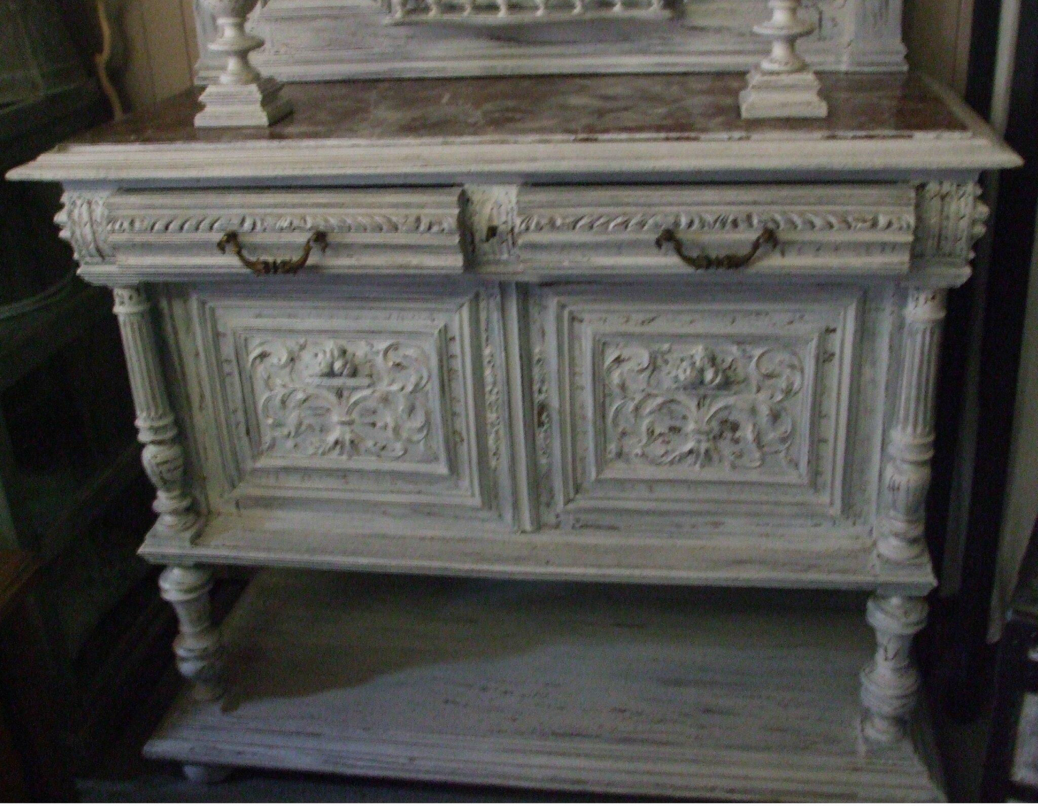 Meuble Ancien Style Henri 4 buffet henri iv - la mandragoreet le passé revisité