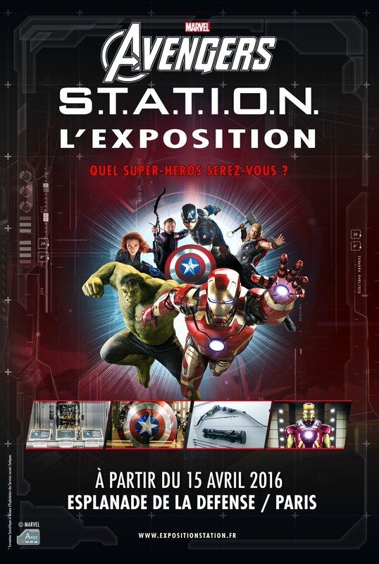 40x60 Marvel Avengers S