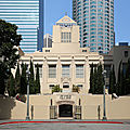 Los angeles public library - californie - etats-unis